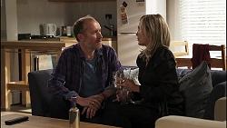 Ian Packer, Heather Schilling in Neighbours Episode 8135