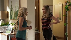 Andrea Somers, Willow Somers in Neighbours Episode 8135
