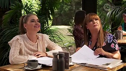Chloe Brennan, Terese Willis in Neighbours Episode 8136