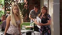 Roxy Willis, Terese Willis in Neighbours Episode 8136