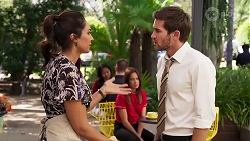 Dipi Rebecchi, Ned Willis in Neighbours Episode 8136