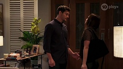 Finn Kelly, Bea Nilsson in Neighbours Episode 8136