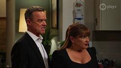 Paul Robinson, Terese Willis in Neighbours Episode 8137