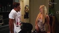 Aaron Brennan, Roxy Willis in Neighbours Episode 8137