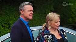 Paul Robinson, Sheila Canning in Neighbours Episode 8137