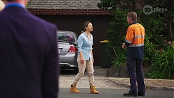 Amy Williams, Gary Canning in Neighbours Episode 8137