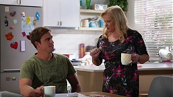 Kyle Canning, Sheila Canning in Neighbours Episode 8137