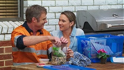 Gary Canning, Amy Williams in Neighbours Episode 8137