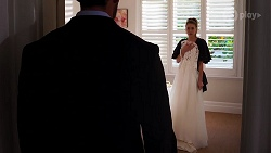 Pierce Greyson, Chloe Brennan in Neighbours Episode 8137
