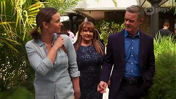 Amy Williams, Terese Willis, Paul Robinson in Neighbours Episode 8138