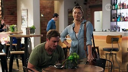 Kyle Canning, Amy Williams in Neighbours Episode 8138