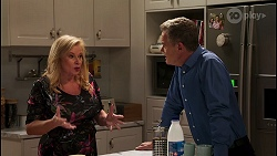 Sheila Canning, Paul Robinson in Neighbours Episode 8139
