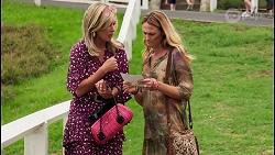 Harry Ramsay, Rachel Echols in Neighbours Episode 8139