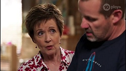 Susan Kennedy, Toadie Rebecchi in Neighbours Episode 8139