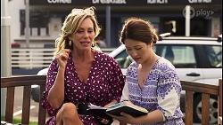 Heather Schilling, Rachel Echols in Neighbours Episode 8139