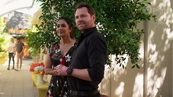 Dipi Rebecchi, Shane Rebecchi in Neighbours Episode 8140