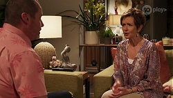 Toadie Rebecchi, Susan Kennedy in Neighbours Episode 8141