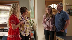 Andrea Somers, Susan Kennedy, Willow Somers, Toadie Rebecchi in Neighbours Episode 8142