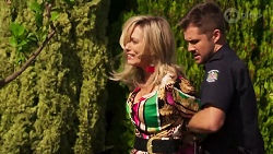 Heather Schilling, Mark Brennan in Neighbours Episode 8142