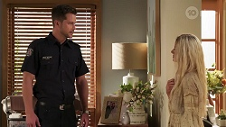 Mark Brennan, Dee Bliss in Neighbours Episode 8142