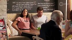 Yashvi Rebecchi, Ned Willis in Neighbours Episode 8143