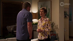Toadie Rebecchi, Susan Kennedy in Neighbours Episode 8143