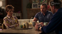 Susan Kennedy, Toadie Rebecchi, Shane Rebecchi in Neighbours Episode 8143