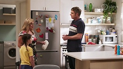 Sheila Canning, Nell Rebecchi, Gary Canning in Neighbours Episode 8144