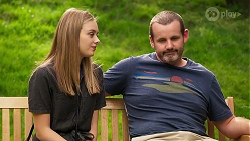 Willow Somers, Toadie Rebecchi in Neighbours Episode 8144