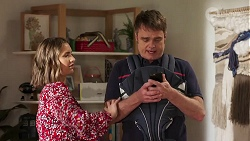 Amy Williams, Gary Canning in Neighbours Episode 8144