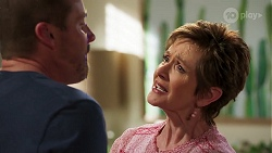 Toadie Rebecchi, Susan Kennedy in Neighbours Episode 8144