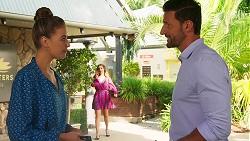 Chloe Brennan, Pierce Greyson in Neighbours Episode 8144