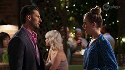 Pierce Greyson, Chloe Brennan in Neighbours Episode 8144