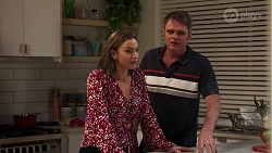 Amy Williams, Gary Canning in Neighbours Episode 8145