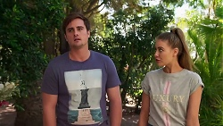 Kyle Canning, Chloe Brennan in Neighbours Episode 8145