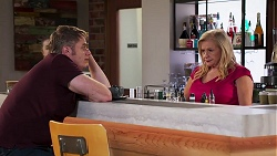 Gary Canning, Sheila Canning in Neighbours Episode 8145