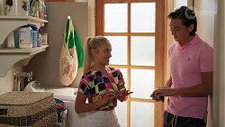 Roxy Willis, Leo Tanaka in Neighbours Episode 8145
