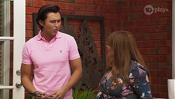 Leo Tanaka, Terese Willis in Neighbours Episode 8146