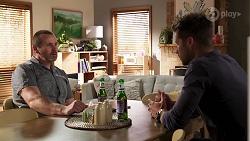 Toadie Rebecchi, Mark Brennan in Neighbours Episode 8147