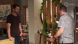 Mark Brennan, Toadie Rebecchi in Neighbours Episode 8147