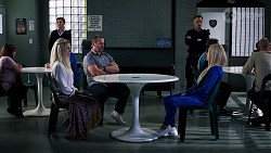 Dee Bliss, Toadie Rebecchi, Andrea Somers in Neighbours Episode 8148