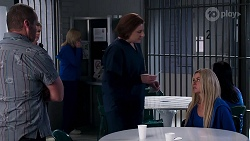 Toadie Rebecchi, Nurse, Andrea Somers in Neighbours Episode 8148