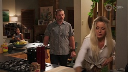 Yashvi Rebecchi, Toadie Rebecchi, Dee Bliss in Neighbours Episode 8149
