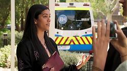 Yashvi Rebecchi in Neighbours Episode 8149