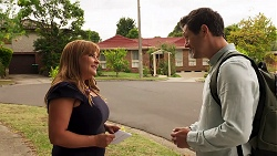 Terese Willis, Finn Kelly in Neighbours Episode 8150