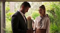 Pierce Greyson, Chloe Brennan in Neighbours Episode 8150