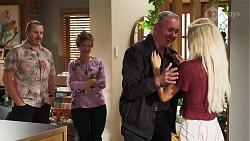 Toadie Rebecchi, Susan Kennedy, Karl Kennedy, Dee Bliss in Neighbours Episode 8150
