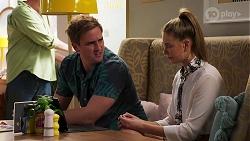 Kyle Canning, Chloe Brennan in Neighbours Episode 8150