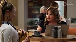 Chloe Brennan, Terese Willis in Neighbours Episode 8150