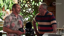 Toadie Rebecchi, Karl Kennedy in Neighbours Episode 8150